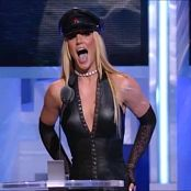Britney Spears Presenting Special Award for Michael Jackson VMA 2002 Video