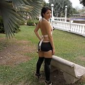 Clarina Ospina Black Stockings TCG Bonus Level 3 HD Video 018