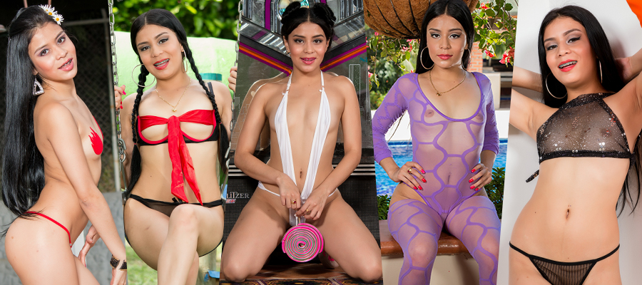Emily Reyes TM4B Picture Sets & Videos Complete Siterip