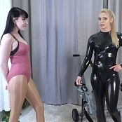 Mandy Marx Restraint Chair Tickle HD Video