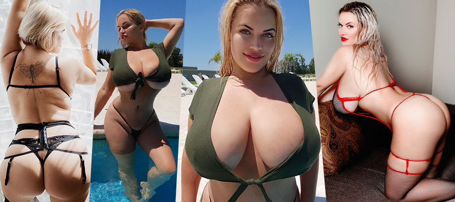 Olyria Roy OnlyFans Pictures & Videos Complete Siterip