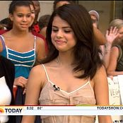 Selena Gomez Todays Show 2010 HD Video