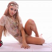 TeenModelingTV Alice Lace Top Picture Set