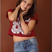 TeenModelingTV Amy Jersey Picture Set