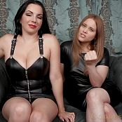 Alexandra Snow & Miss Noel Night Good Domme Bad Domme HD Video