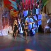 Britney Spears & Christina Aguilera Presenting MTV VMA 2000 Video