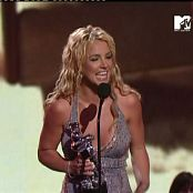 Britney Spears Winning MTV VMA 2008 Video