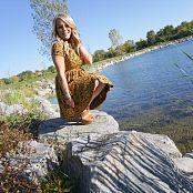 Madden Velvet Thong In The Park Picture Set