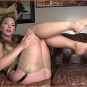 Mistress T Luxury Stocking Seduction HD Video