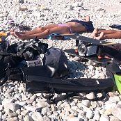 PilGrimGirl Beginning of Under Water Shootings HD Video