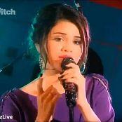 Selena Gomez Round Round Live 2010 Video