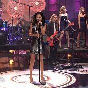Selena Gomez The Scene Live Tonight Show Jay Leno 2011 HD Video