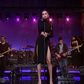 Selena Gomez Slow Down Live David Letterman 2013 HD Video