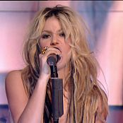 Shakira Whenever Wherever Live TOTP Goes Latin HD Video