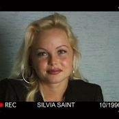 Silvia Saint Millenum Extras DVDR Video