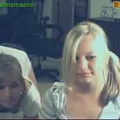 2 Young Cuties Showing Their Bodies on Webcam Video