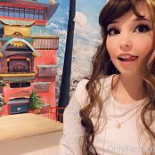 Belle DElphine OnlyFans Showing Art & Boobs Pictures & Videos Pack