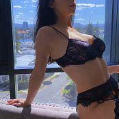Eva R Katyas OnlyFans Window Lingerie HD Video