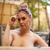 Meg Turney OnlyFans Onsen Outtakes Picture Set