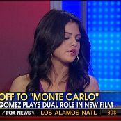 Selena Gomez Interview Fox and Friends 2011 HD Video