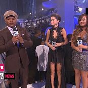 Selena Gomez Pre Show Interviews VMA 2011 HD Video