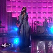Selena Gomez Come Get It Live Ellen DeGeneres 2013 HD Video