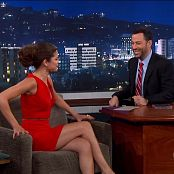 Selena Gomez Interview Jimmy Kimmel 2013 HD Video