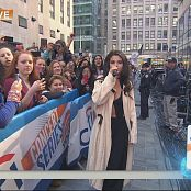 Selena Gomez Good For You Live Citi Concert Today Show 2015 HD Video