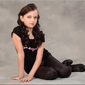 TeenModelingTV Laliko Black Pants Picture Set