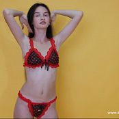 Eva Model Striptease HD Video 027