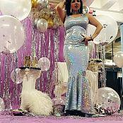 Alexandra Snow Photoshoot Celebration HD Video