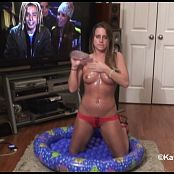 Katies World Baby Oil & Blue Pool 001 Payset HD Video