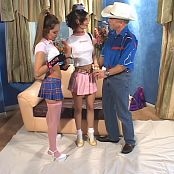 Catalina & Gwyn Extreme Schoolgirls 11 EU AI Enhanced HD Video