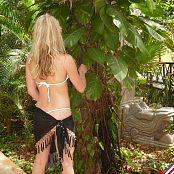 Rachel Sexton G String Bikini Picture Set