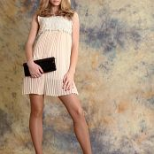Silver Stars Tina Beige Dress Picture Set 001