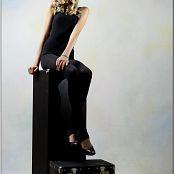 TeenModelingTV Masha Black Suitcase Picture Set
