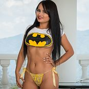 Thaliana Bermudez Bat Girl TCG Picture Set 019
