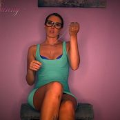 Bratty Bunny Seeing Doctor Bunny in Chastity HD Video