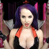 Goddess Valora & Latex Barbie Liquid Lobotomy HD Video