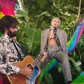 Miley Cyrus Golden G String Live Backyard Sessions HD Video