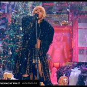 Miley Cyrus Last Christmas Live Amazon Music Holiday Plays HD Video