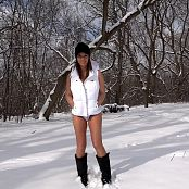Nikki Sims Full Snow Punishment HD Video
