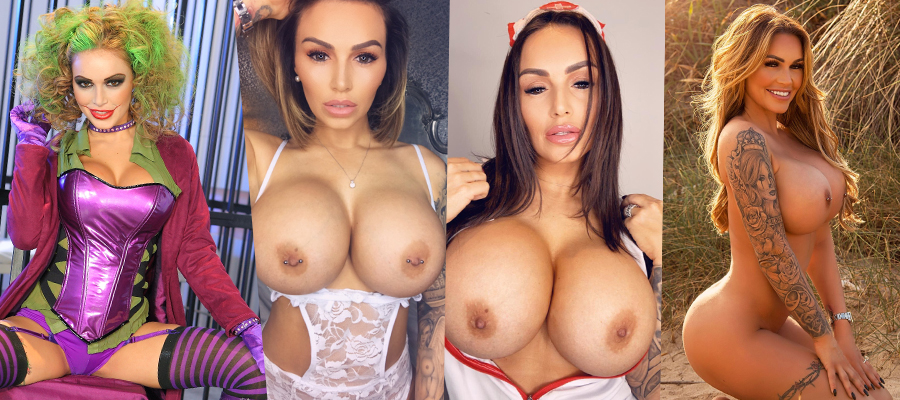 Gemma Massey OnlyFans Pictures & Videos Complete Siterip 2