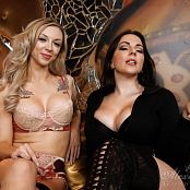Alexandra Snow & London Lix CBT Double Duty HD Video