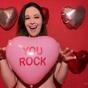 Meg Turney OnlyFans Valentines Bounce HD Video