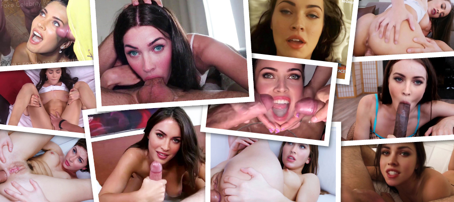 Megan Fox Deepfake Videos Megapack