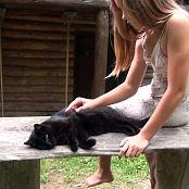 PilGrimGirl White Cat & Black Cat Videos