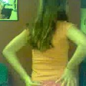 Young Girl Macarena Dance Stickam Video