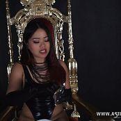 AstroDomina Slave Training Dinner Is Ready HD Video