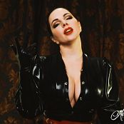 Alexandra Snow Slick Rubber Trance HD Video